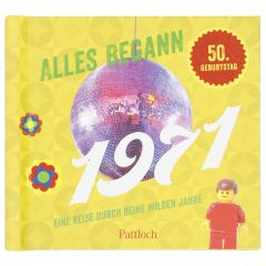 Jahrgangsbuch 1971