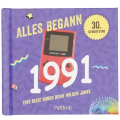Jahrgangsbuch 1991