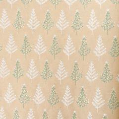 Geschenkpapier Baum, weiß/grün, 2 m