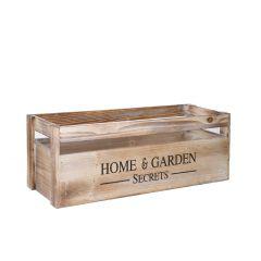 Kiste Home Garden, 44x18x18 cm