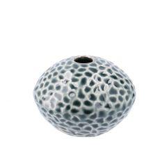 Vase Amila, grün, 8 cm