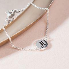 Armband silber, H