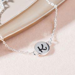 Armband silber, K