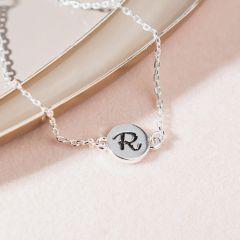 Armband silber, R