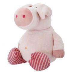 Kuscheltier Schwein, 80 cm