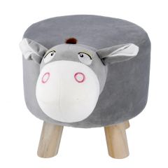 Hocker Tier, Esel, 30 cm