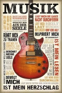 Poster, 61 x 91 cm, Nr. 82