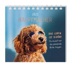 Mini-Tischkalender 2022, Happymacher