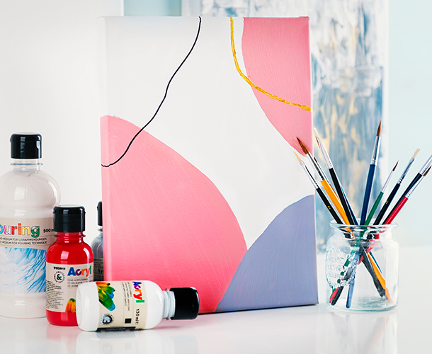 Malereibedarf bei Nanu-Nana